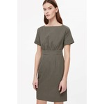 Cosstores WIDE-NECK DRESS