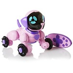 Amazon WowWee Chippies Robot Toy Dog - Chippette (Pink)