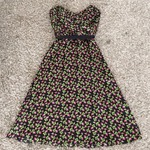 Poshmark Betsey Johnson Strapless Dress 6