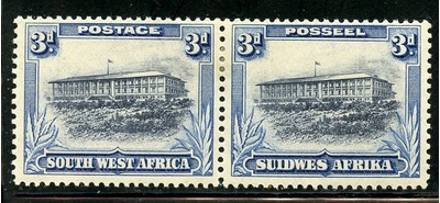 South West Africa # 112, Mint Hinge remain. CV $ .80, HipStamp, США