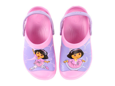 Crocs Kids Dora Ballet Clog (Toddler/Little Kid), 6pm, США