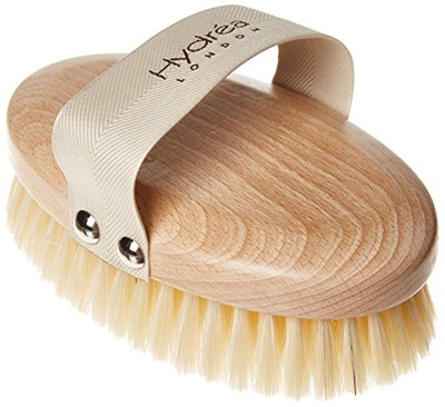 Hydrea Professional Body Brush with Natural Bristles (Medium Strength) by Hydrea London, Amazon, США