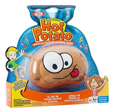 Ideal Hot Potato Electronic Musical Passing Game, Amazon, США