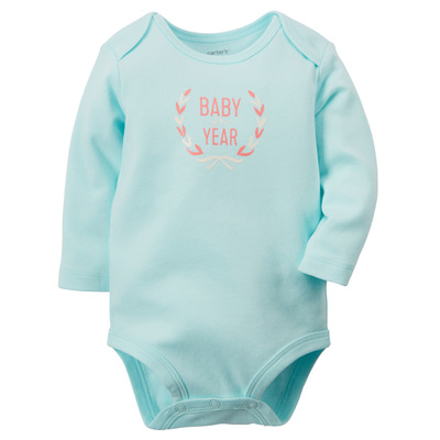Baby Of The Year Bodysuit, Carters, США