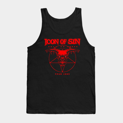 Icon of Sin - Tour 1994 Tank Top, TeePublic, США