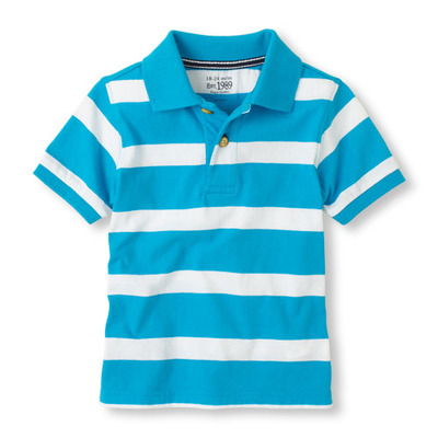 Striped Polo, ChildrensPlace, США