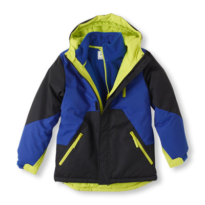 3-in-1 jacket, ChildrensPlace, США