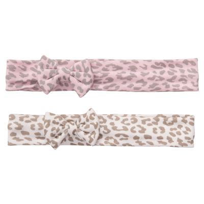 2-Pack Animal Print Headwraps, Carters, США