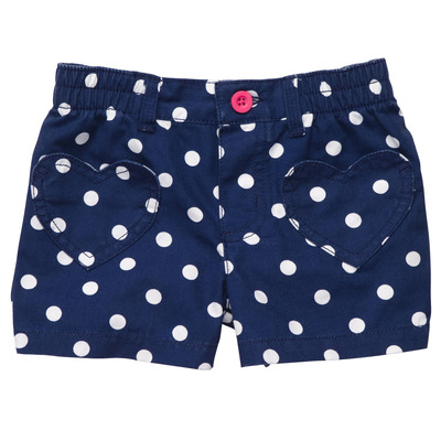 Pull-on Woven Shorts, Carters, США