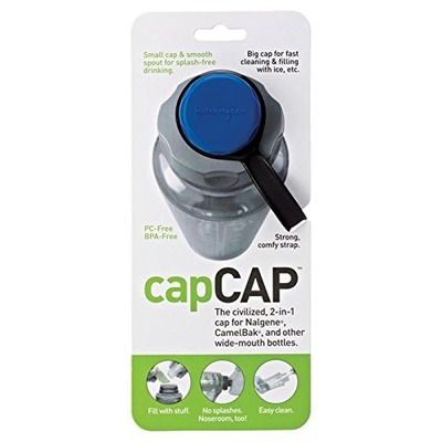 Humangear cap cap wide mouth replacement cap, Amazon, США
