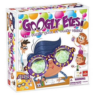 Googly Eyes Game — Family Drawing Game with Crazy, Vision-Altering Glasses, Amazon, США