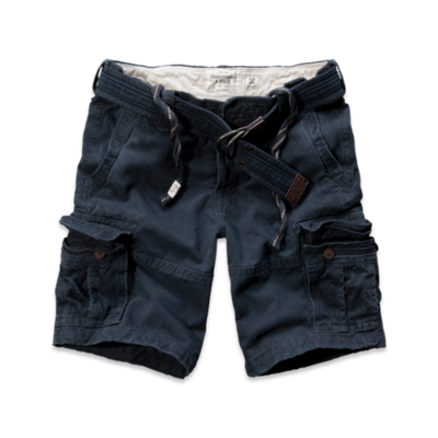 A&F CARGO SHORTS, Abercrombie, США