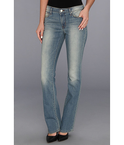 DKNY Jeans Ave B Slim Boot Jean in Earth and Water Wash, 6pm, США