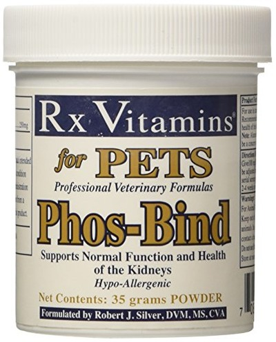 Rx Vitamins For Pets - Phos-Bind 35 gm Powder, Amazon, США