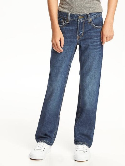Straight-Leg Jeans for Boys, OldNavy, США