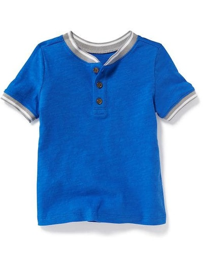 Crew-Neck Henley for Toddler Boys, OldNavy, США