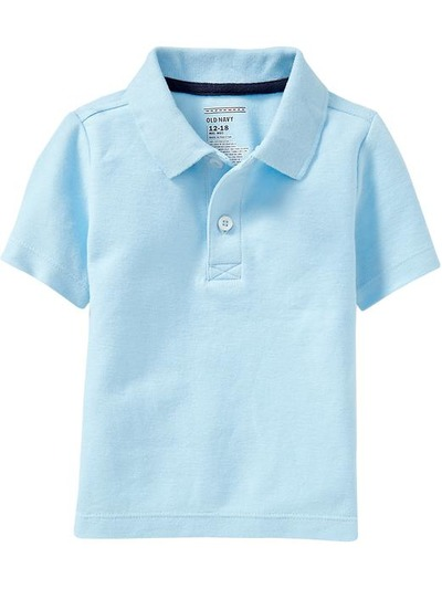 Pique Polos for Baby, OldNavy, США