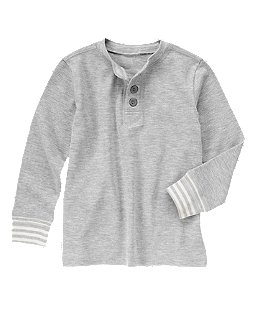Thermal Henley Tee, Crazy8, США