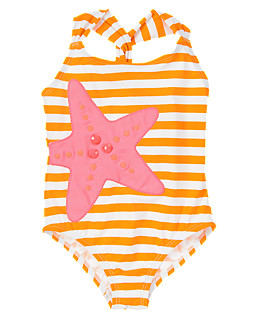 Starfish Gem One-Piece Swimsuit, Gymboree, США