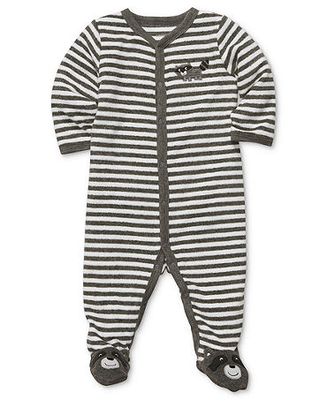 Carter's Baby Boys' Striped Coverall, Macys, США