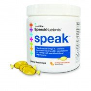Nourishlife (Speech Nutrients) speak - (Twist-Off capsules) - 60 softgels, Amazon, США