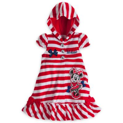 Minnie Mouse Cover-Up for Girls - Personalizable, DisneyStore, США