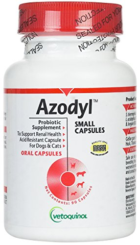 Vetoquinol 425856 Azodyl small caps,, Amazon, США