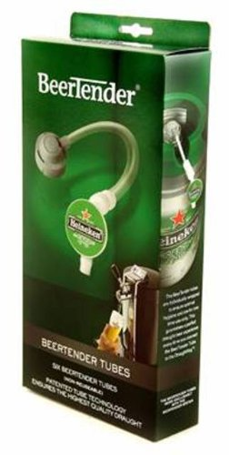 Heineken BT06 BeerTender Tubes, 6-Pack, Amazon, США