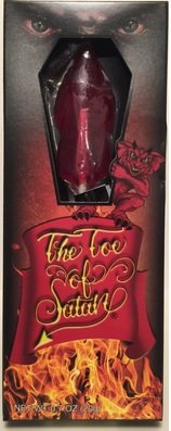 Toe of Satan Hot Lollipop, Amazon, США