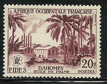 French West Africa # 71, Mint Never Hinge, HipStamp, США