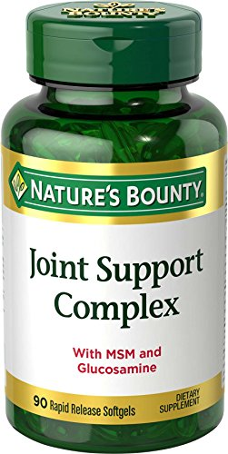 Nature's Bounty Joint Support Complex, 90 Softgels, Amazon, США