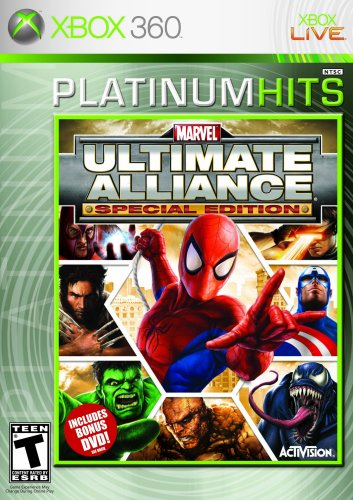 Marvel Ultimate Alliance, Amazon, США