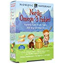 Nordic Naturals - Nordic Omega-3 Fishies, Supports Optimal Brain and Immune Function, 36 Count, Amazon, США