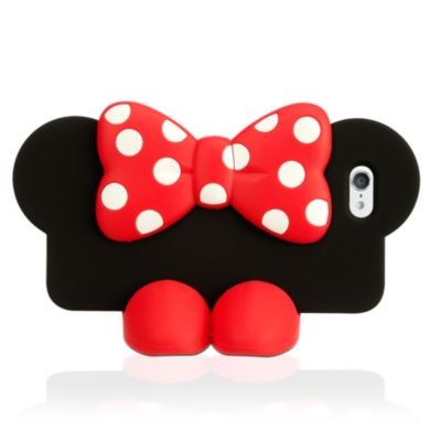Minnie Mouse iPhone 5/5S Case with Stand, DisneyStore, США