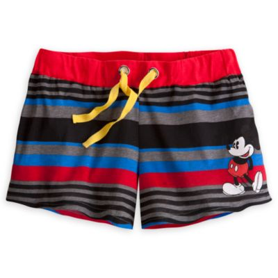 Mickey Mouse Shorts for Women, DisneyStore, США