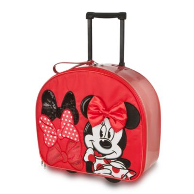 Minnie Mouse Rolling Luggage, DisneyStore, США