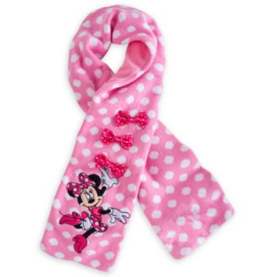 Minnie Mouse Scarf for Girls - Personalizable, DisneyStore, США