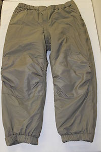 MINT GEN III PRIMALOFT EXTREME COLD WEATHER TROUSERS L7 XL LONG ECWCS NM, Ebay, США