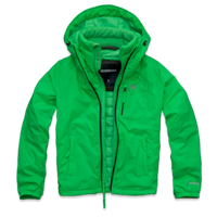 GOODNOW MOUNTAIN JACKET, Abercrombie, США