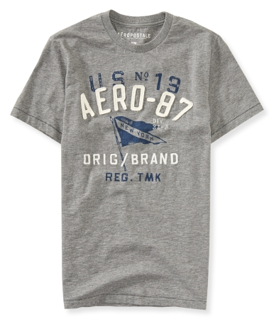 Aero-87 Flag Graphic T, Aeropostale, США