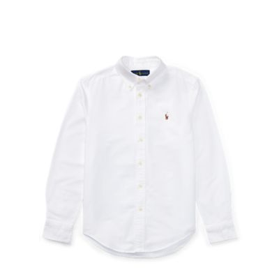 Cotton Oxford Sport Shirt, RalphLauren, США