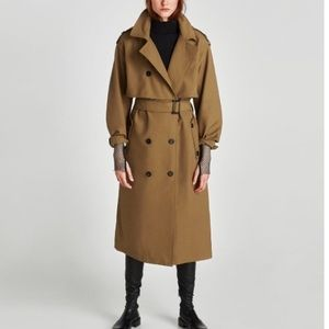 Zara Trench Coat*NWT* Zara Trench Coat   , Poshmark, США